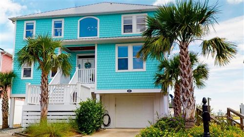 Photo of 106 Teakwood Drive, Carolina Beach, NC 28428 (MLS # 100234067)