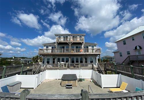Photo of 3305 Ocean Drive #E & W, Emerald Isle, NC 28594 (MLS # 100237067)