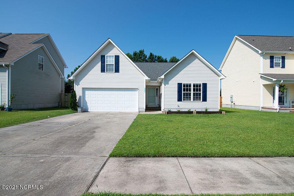 Photo of 321 Providence Drive, Jacksonville, NC 28546 (MLS # 100286067)