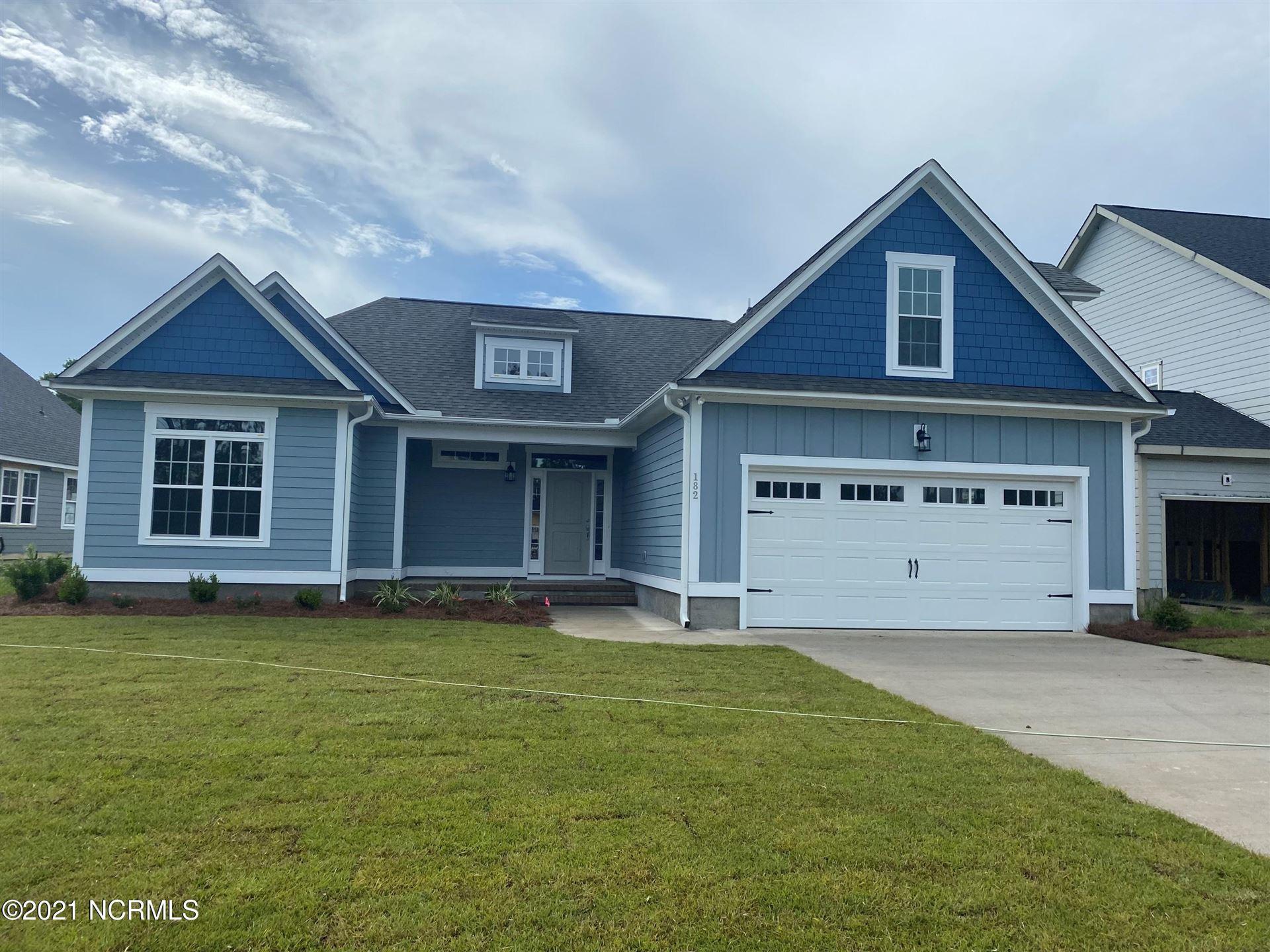 182 Twining Rose Lane, Holly Ridge, NC 28445 - MLS#: 100213068