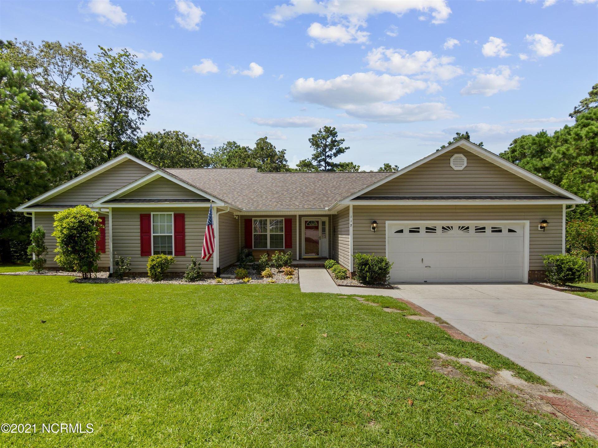 Photo of 117 Halls Creek Drive, Swansboro, NC 28584 (MLS # 100285069)
