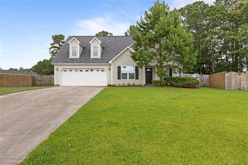 Photo of 107 Pinyon Court, Jacksonville, NC 28546 (MLS # 100222070)