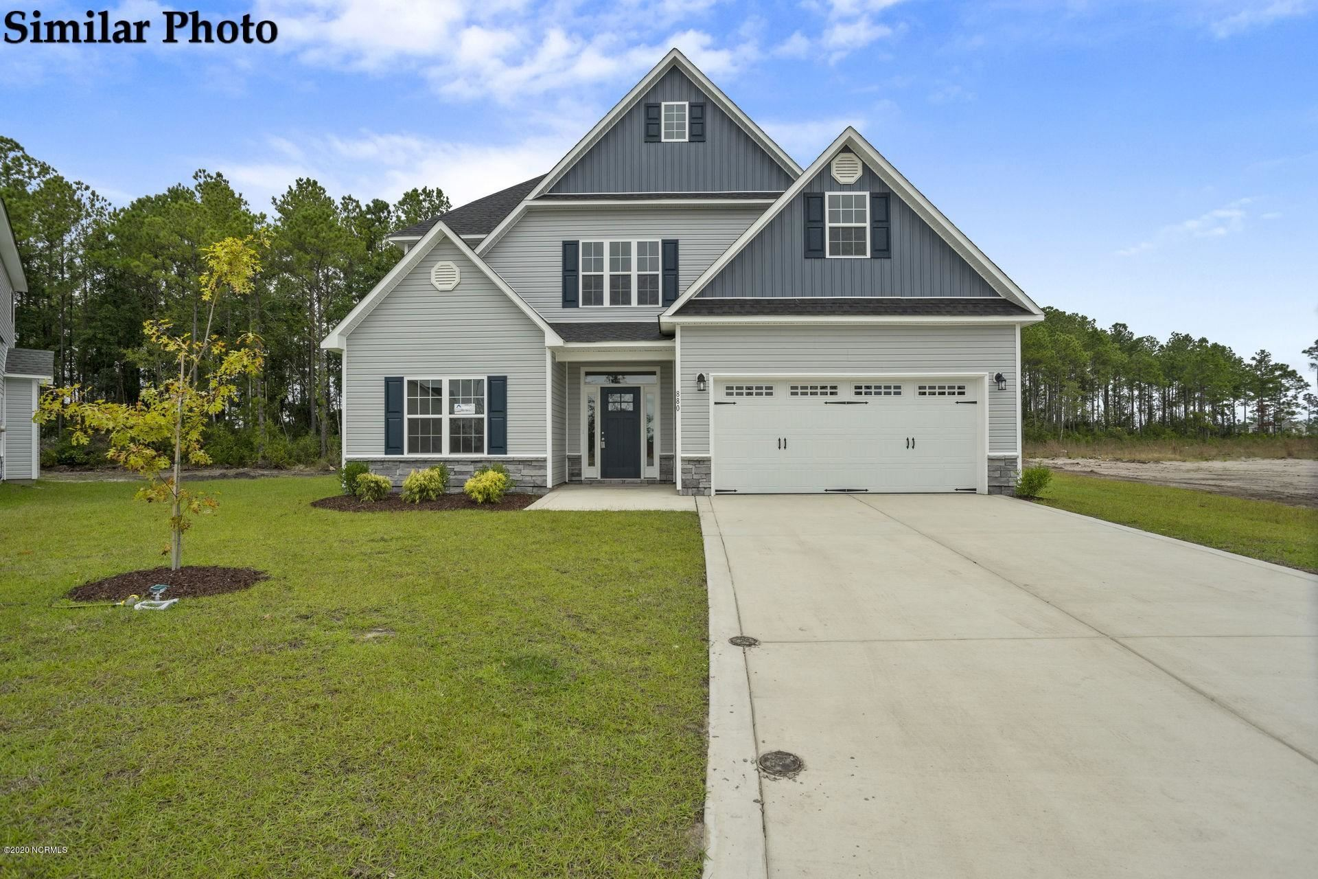 Photo for 509 Transom Way, Sneads Ferry, NC 28460 (MLS # 100252070)