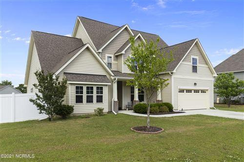 Photo of 302 Echo Ridge Road, Swansboro, NC 28584 (MLS # 100271071)