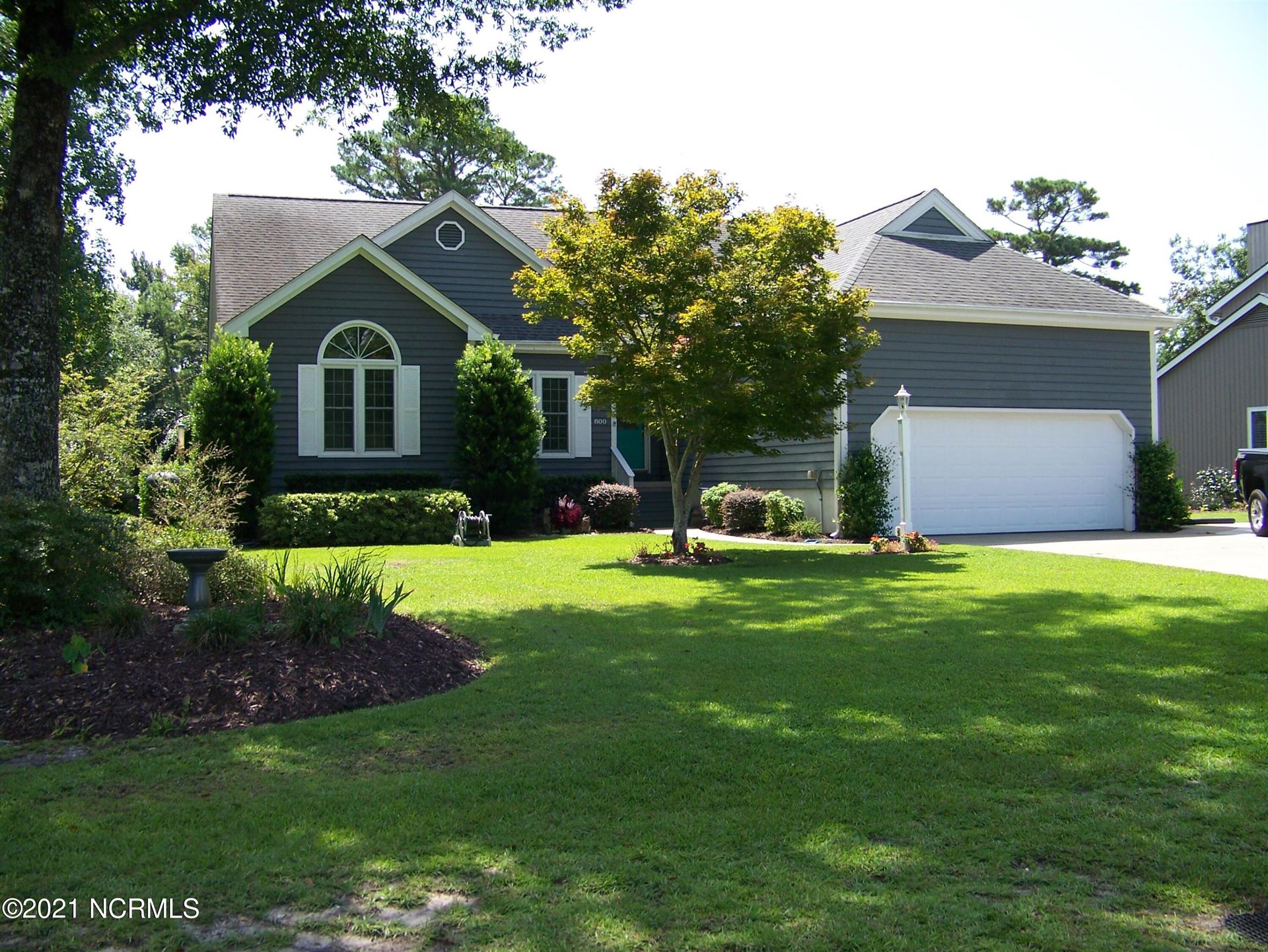 Photo of 800 Lord Granville Drive, Morehead City, NC 28557 (MLS # 100289071)