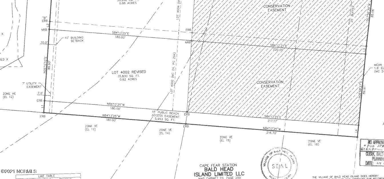 Photo of 202 Station House Way, Bald Head Island, NC 28461 (MLS # 100277072)