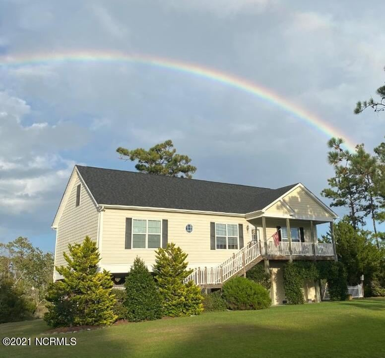 Photo of 201 Straits Drive, Beaufort, NC 28516 (MLS # 100288072)