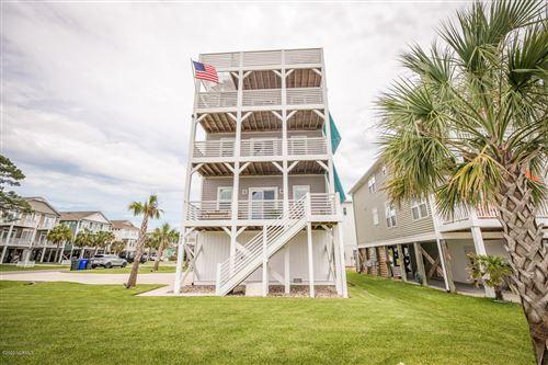 Photo of 406 Tennessee Avenue, Carolina Beach, NC 28428 (MLS # 100233074)