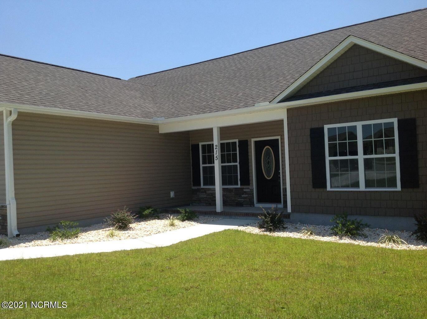 Photo of 215 Classy Court, Richlands, NC 28574 (MLS # 100294075)