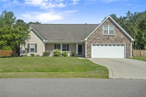 Photo of 225 Blue Creek Farms Drive, Jacksonville, NC 28540 (MLS # 100194076)