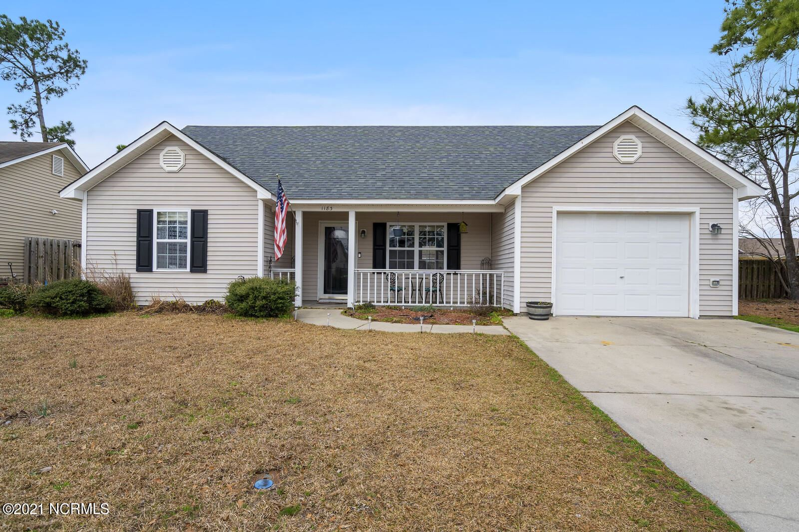 Photo for 1183 Amber Pines Drive, Leland, NC 28451 (MLS # 100260076)
