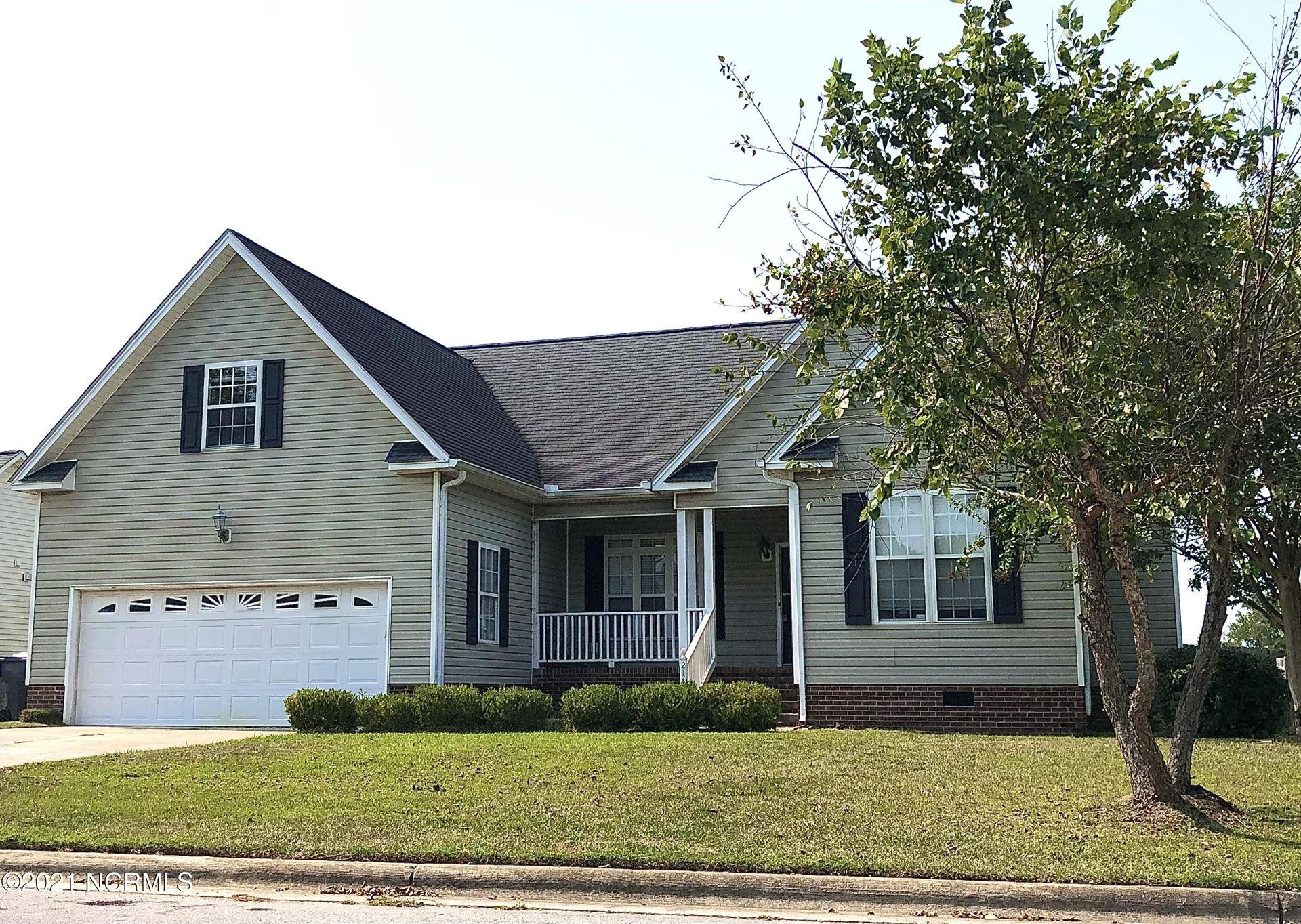 Photo of 2142 Braselton Drive, Winterville, NC 28590 (MLS # 100294076)