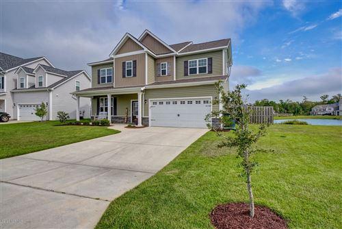 Photo of 205 Pine Island Drive, Hampstead, NC 28443 (MLS # 100236077)