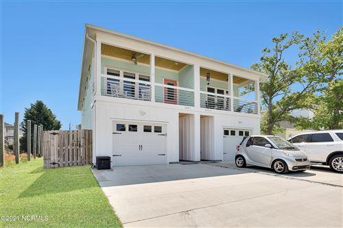 Photo of 1213 Bonito Lane #1, Carolina Beach, NC 28428 (MLS # 100271077)