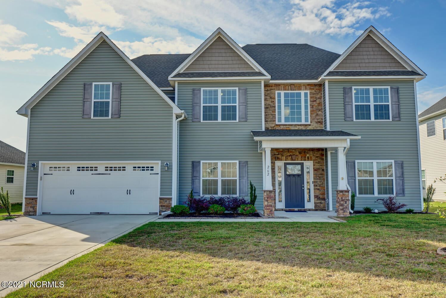 Photo of 262 Cuddy Court, Sneads Ferry, NC 28460 (MLS # 100291077)
