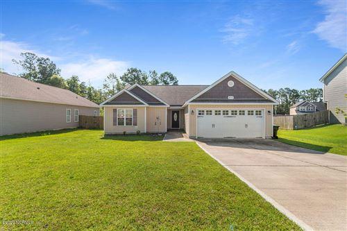 Photo of 511 Jasmine Lane, Jacksonville, NC 28546 (MLS # 100226078)