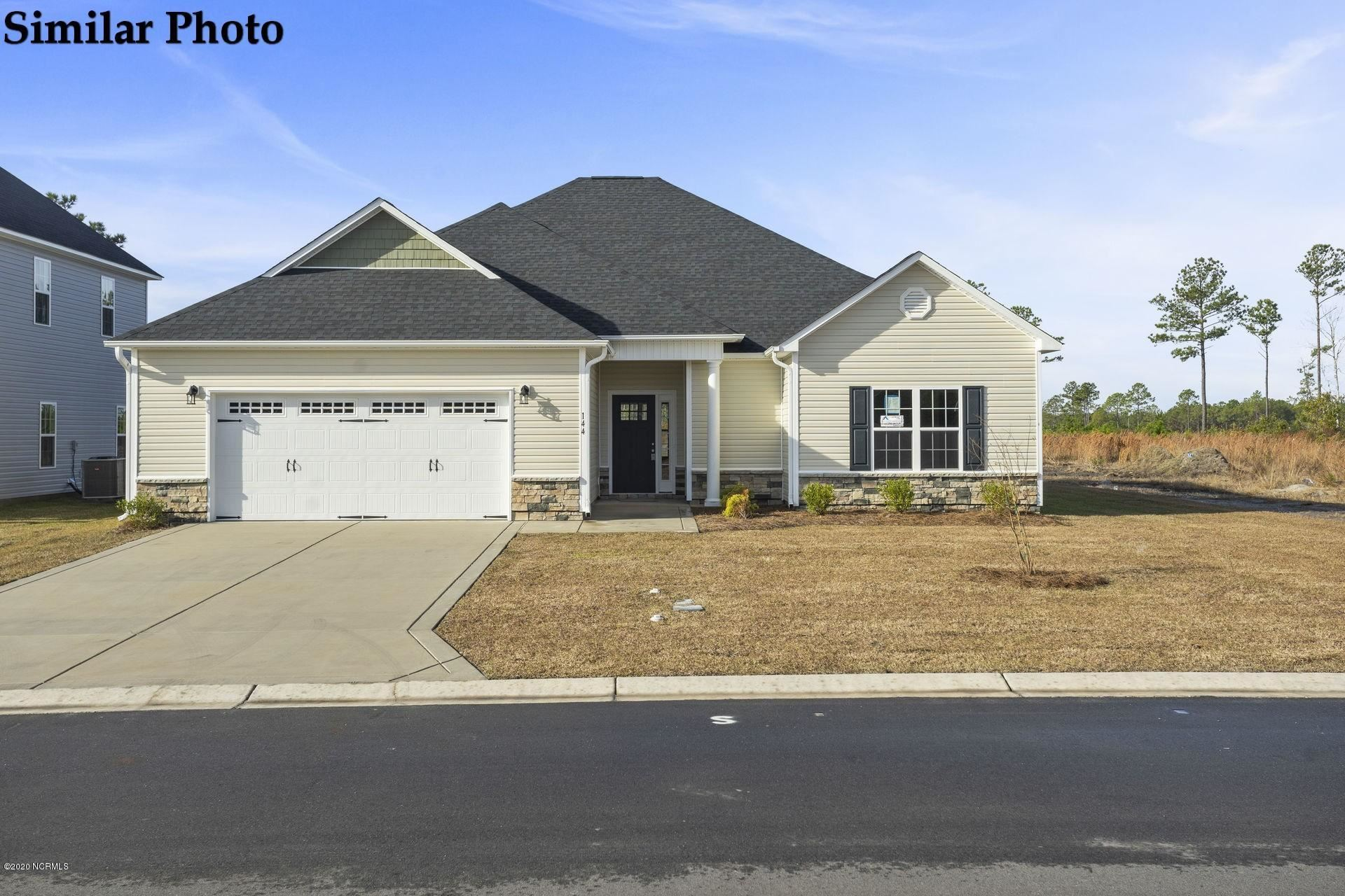 Photo of 304 Catboat Way, Sneads Ferry, NC 28460 (MLS # 100252078)