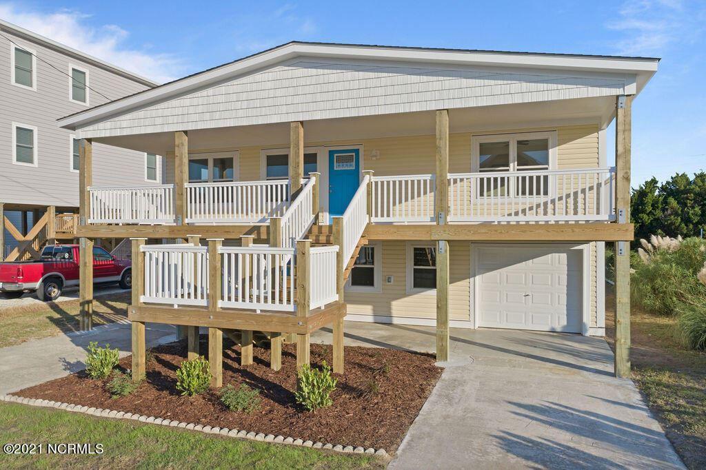 Photo of 1509 Carolina Boulevard, Topsail Beach, NC 28445 (MLS # 100293078)