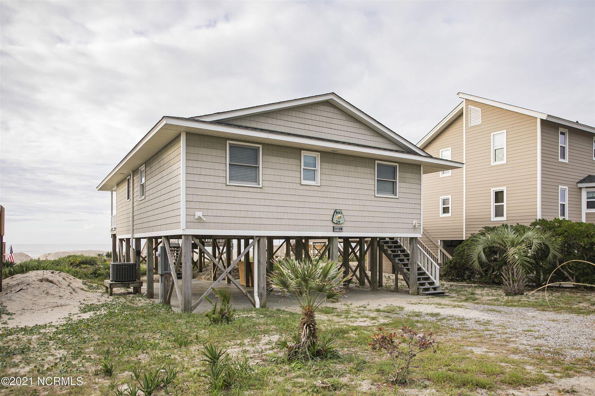 Photo of 5119 W Beach Drive, Oak Island, NC 28465 (MLS # 100271079)