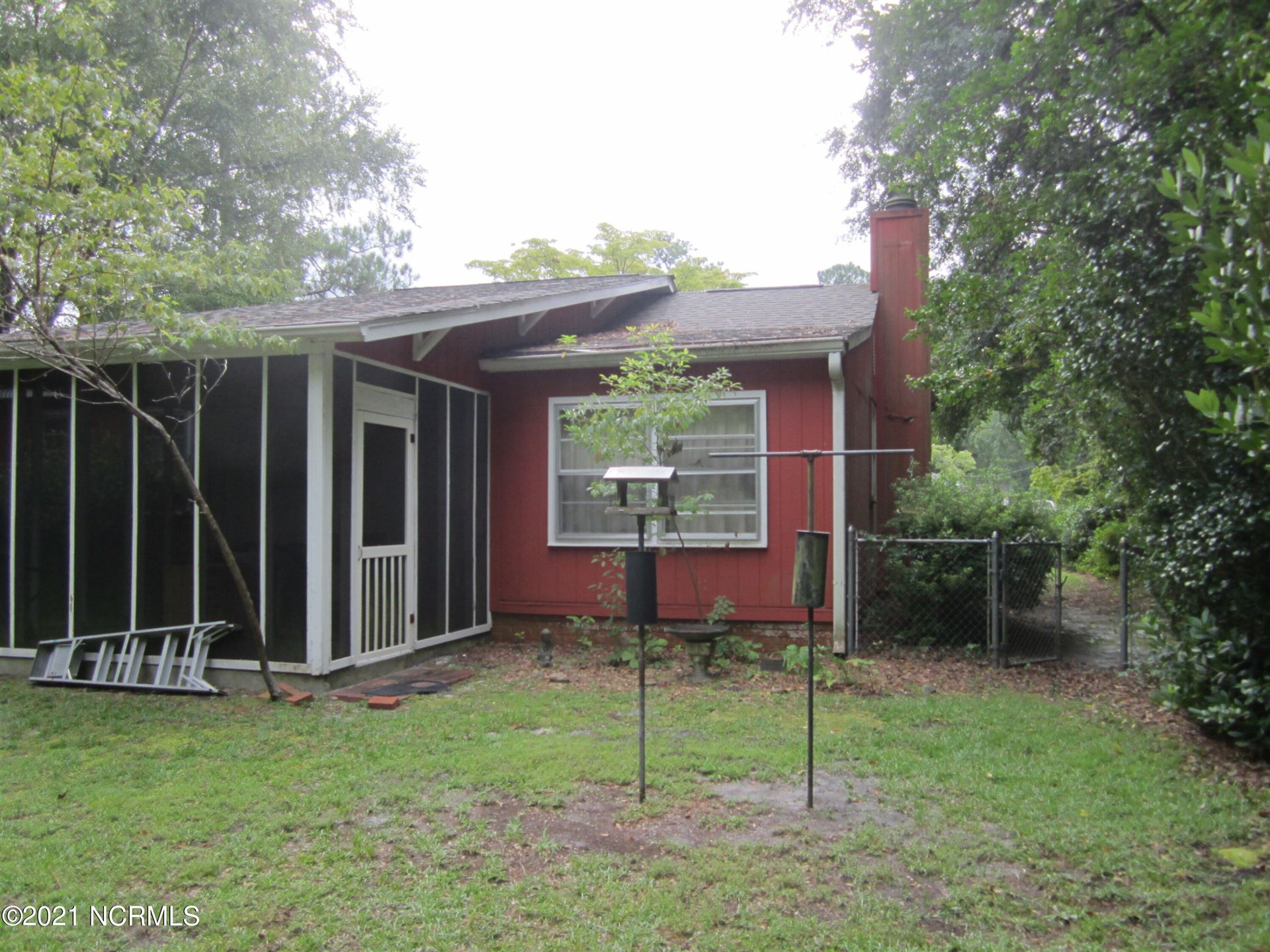 Photo of 709 Francis Marion Drive, Wilmington, NC 28412 (MLS # 100287079)