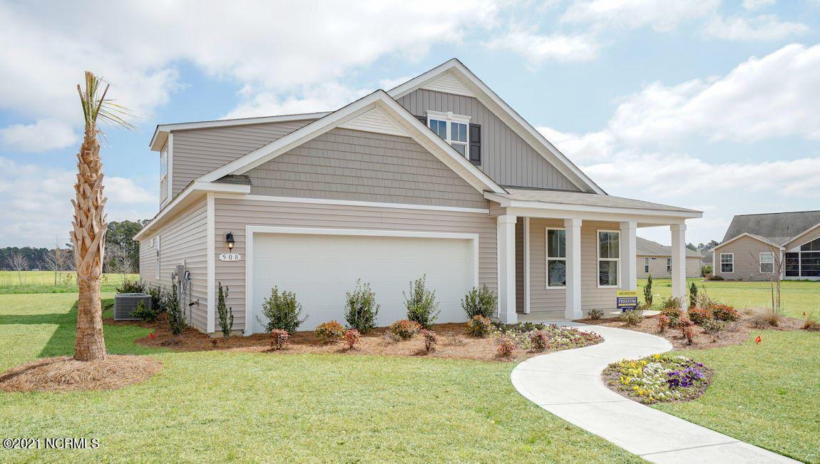 Photo of 602 Silos Way #Lot 1644- Arlington, Carolina Shores, NC 28467 (MLS # 100288081)