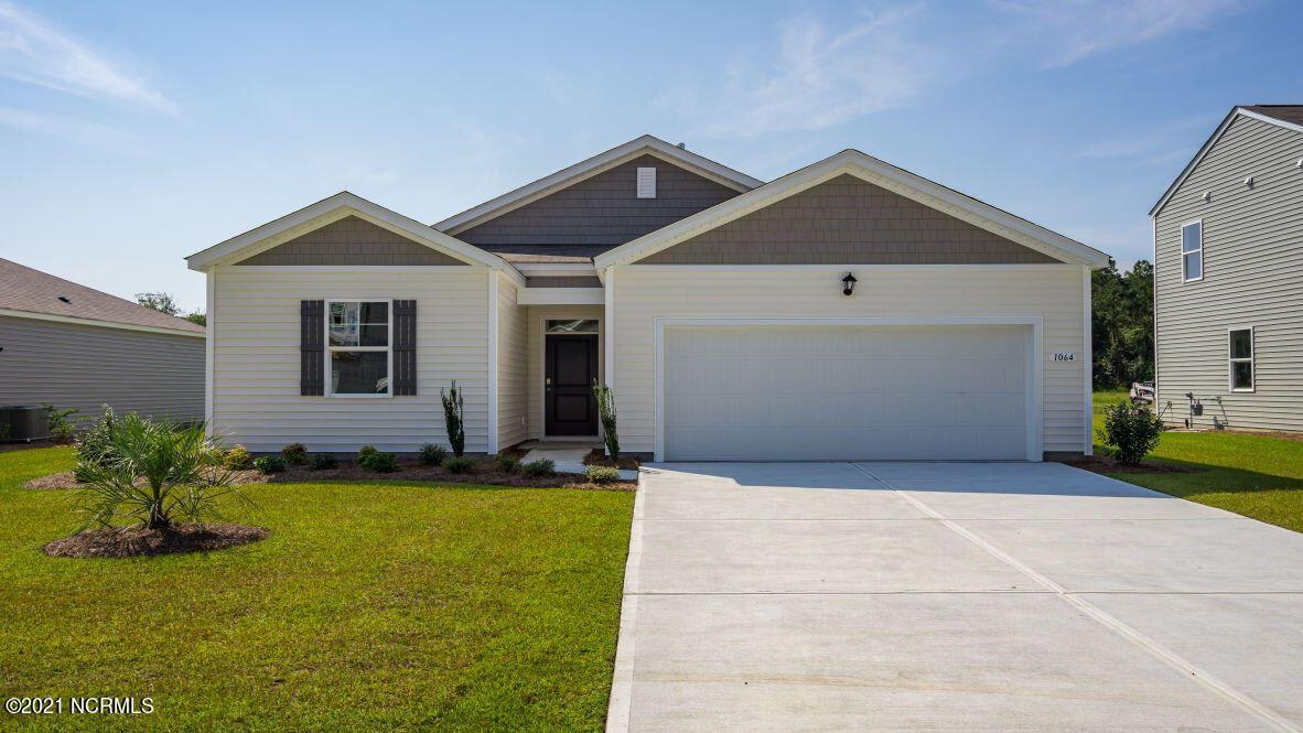 Photo of 9146 Winding Oaks Court #Lot 38, Leland, NC 28451 (MLS # 100280082)