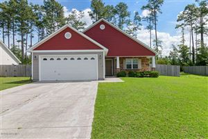 Photo of 715 Savannah Drive, Jacksonville, NC 28546 (MLS # 100177084)