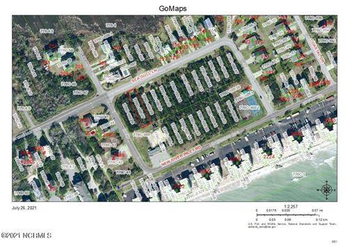 Photo of Lot 2 Sea Gull Lane, North Topsail Beach, NC 28460 (MLS # 100283085)