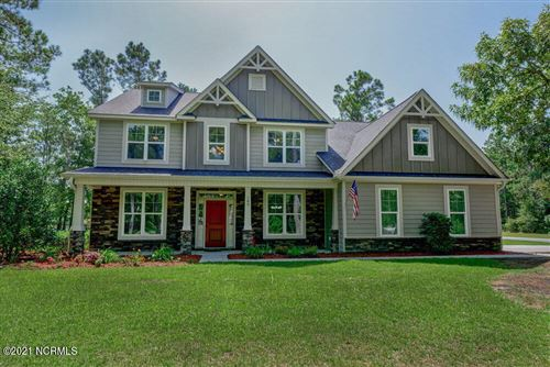 Photo of 189 Mimosa Bay Drive, Sneads Ferry, NC 28460 (MLS # 100289085)