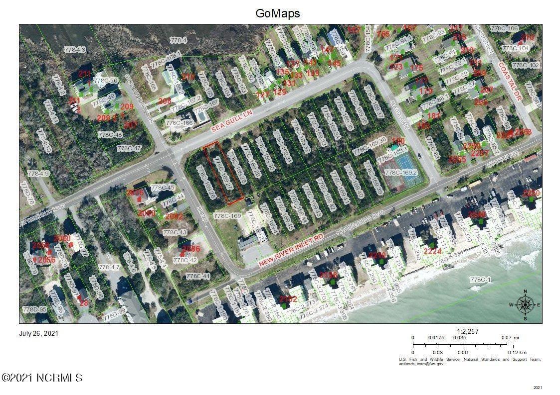 Photo for Lot 2 Sea Gull Lane, North Topsail Beach, NC 28460 (MLS # 100283085)