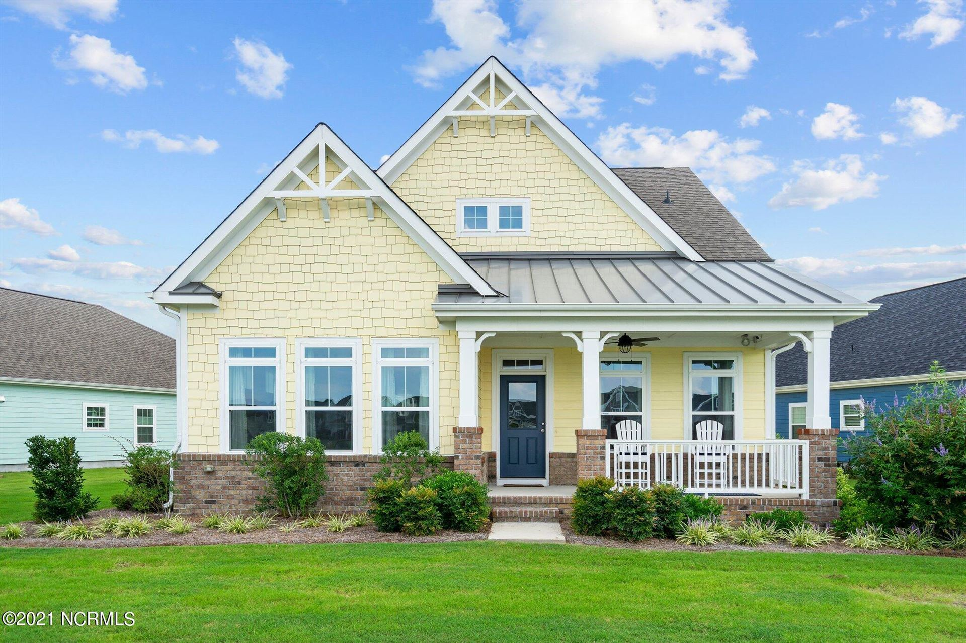 Photo for 4841 Waves Pointe, Wilmington, NC 28412 (MLS # 100287085)