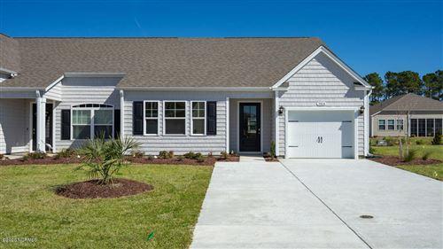 Photo of 3014 Cedar Creek Lane #Wellington 398, Carolina Shores, NC 28467 (MLS # 100187086)
