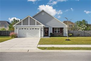 Photo of 706 Savannah Drive, Jacksonville, NC 28546 (MLS # 100191086)