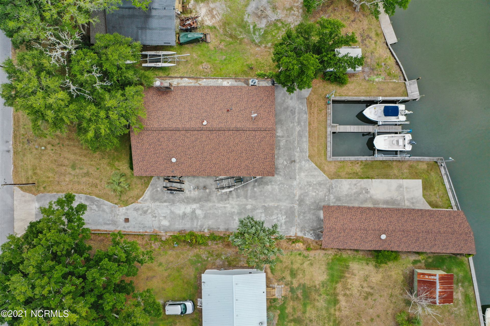 110 Bell Pointe Road, Sneads Ferry, NC 28460 - #: 100275087