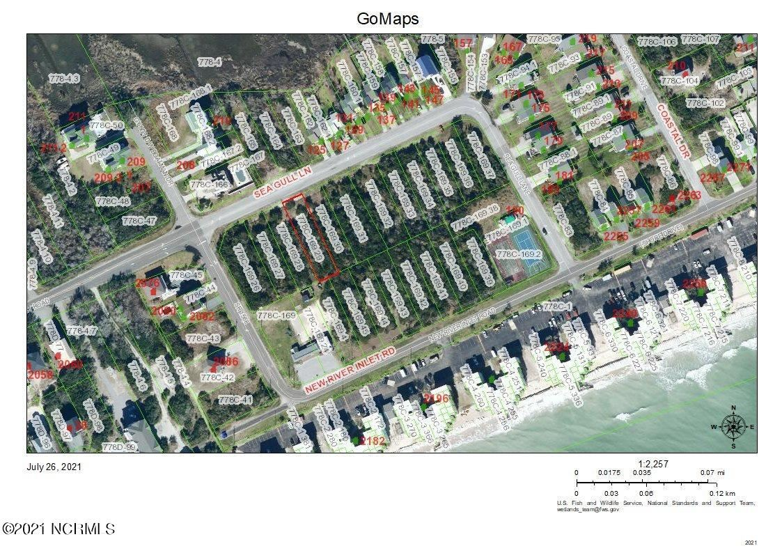 Photo for Lot 4 Sea Gull Lane, North Topsail Beach, NC 28460 (MLS # 100283088)