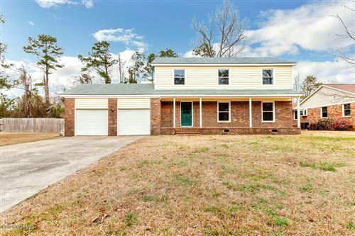 Photo of 114 Robinhood Drive, Jacksonville, NC 28546 (MLS # 100198089)