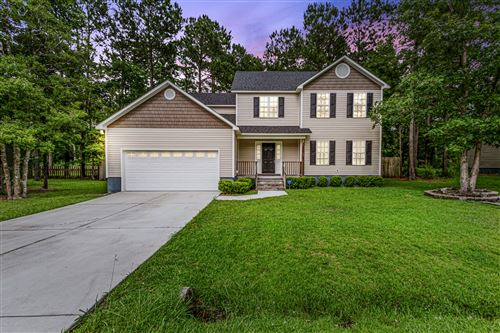 Photo of 316 Sugarberry Court, Jacksonville, NC 28540 (MLS # 100223089)