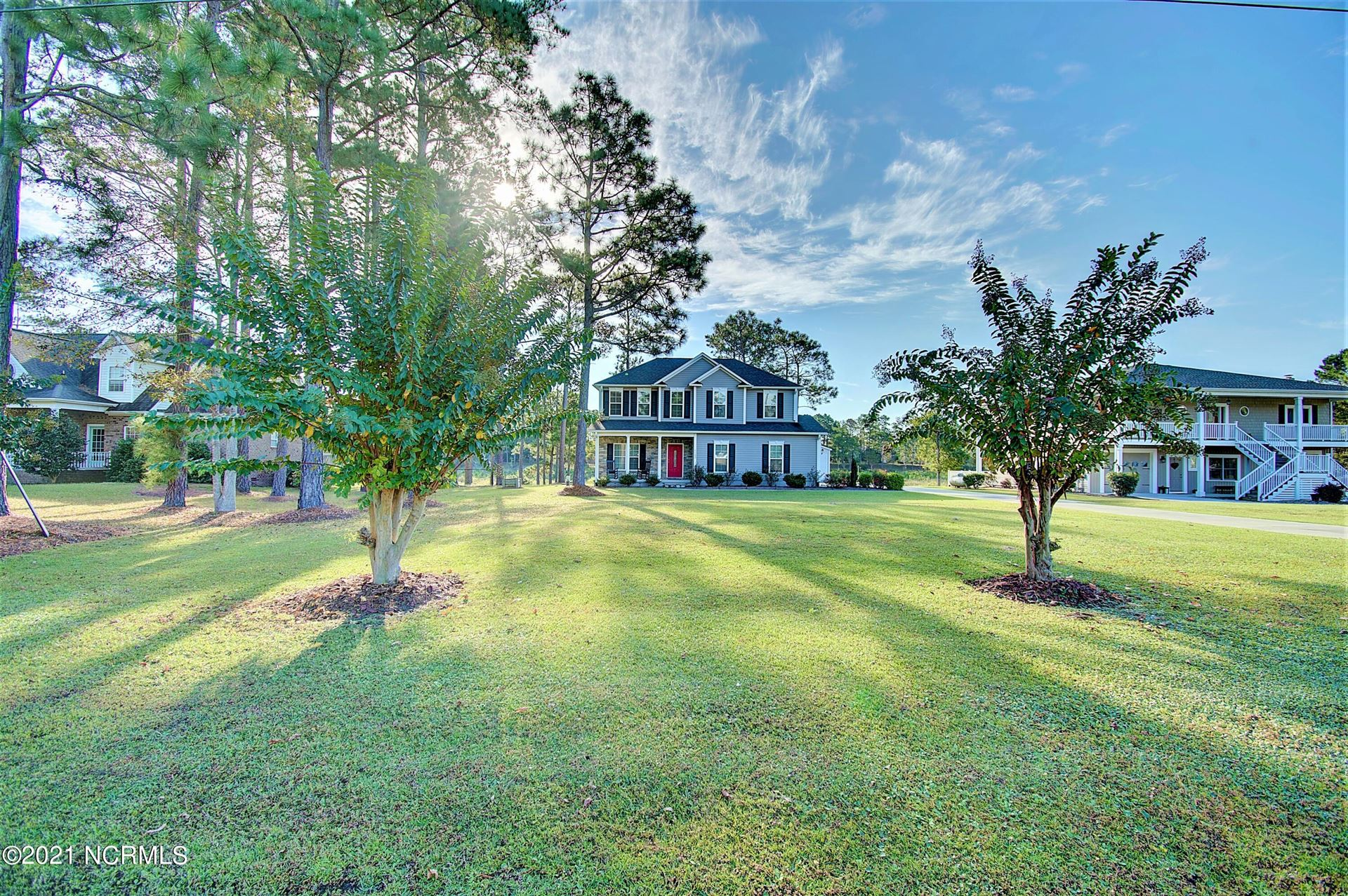 Photo of 1102 N Shore Drive, Southport, NC 28461 (MLS # 100295091)