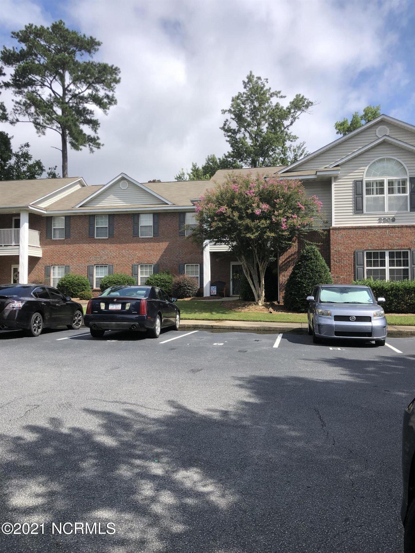 Photo of 2209 Locksley Woods Drive #G, Greenville, NC 27858 (MLS # 100285092)