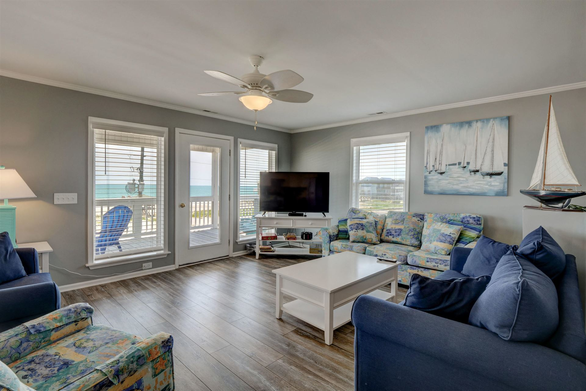 Photo of 1247 New River Inlet Road, North Topsail Beach, NC 28460 (MLS # 100294092)