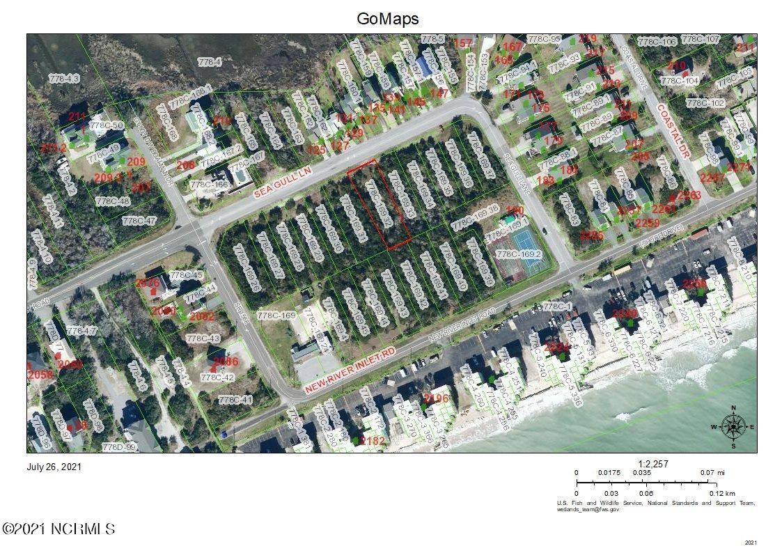 Photo for Lot 7 Sea Gull Lane, North Topsail Beach, NC 28460 (MLS # 100283093)