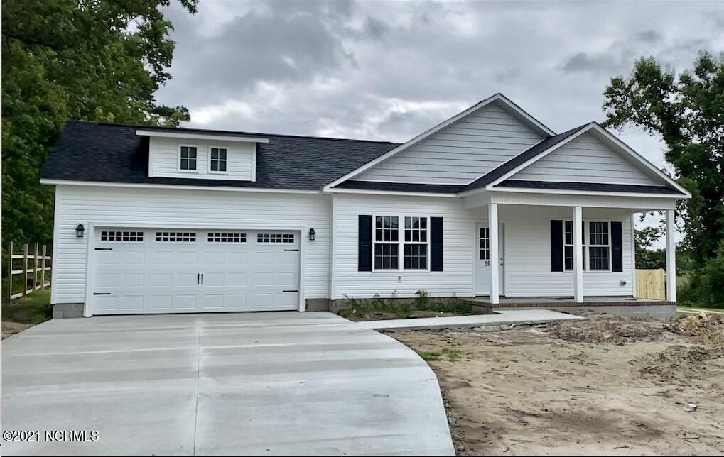 Photo of 114 Conley Hills Drive, Richlands, NC 28574 (MLS # 100287093)