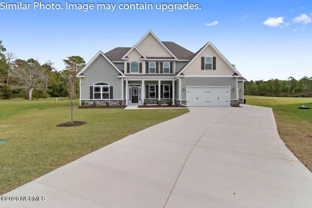 Photo for 104 Percy Padgett Court, Holly Ridge, NC 28445 (MLS # 100250094)