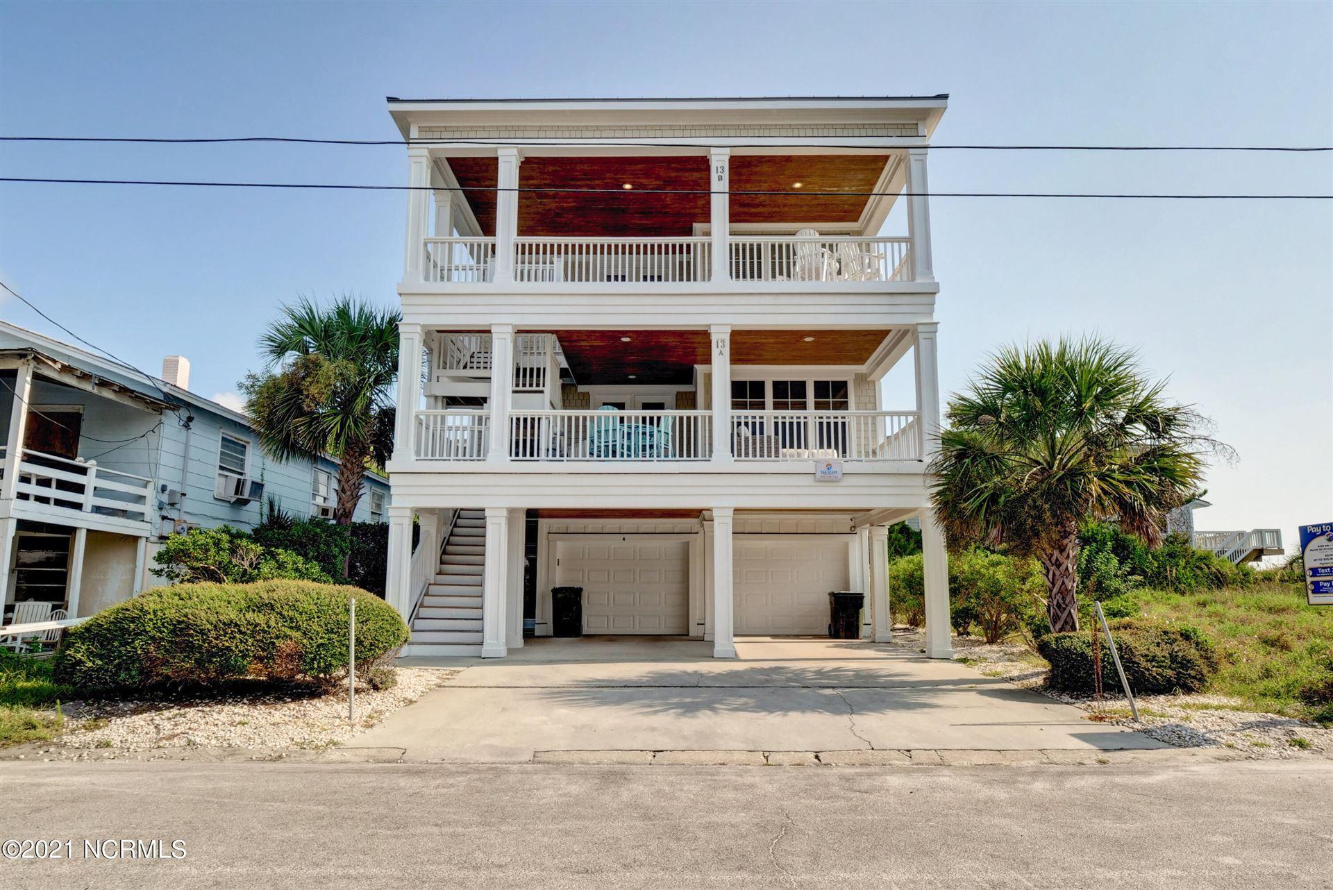 Photo of 13 Seagull Street #B, Wrightsville Beach, NC 28480 (MLS # 100292094)