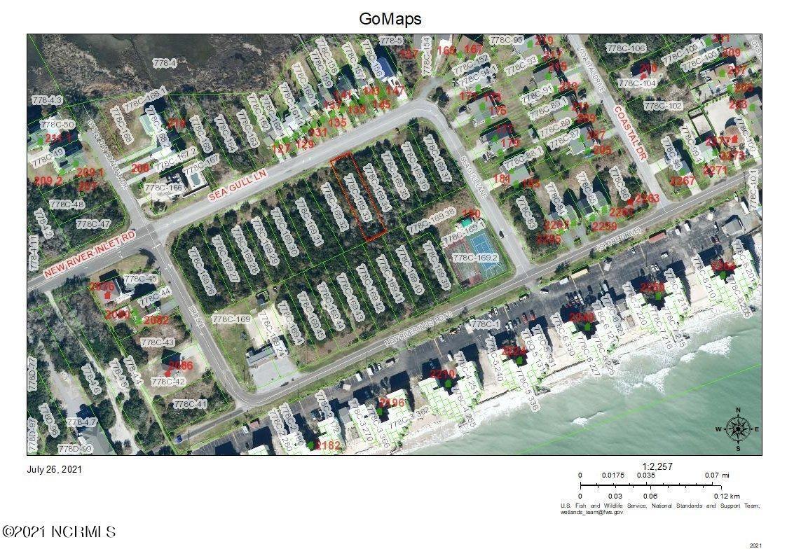 Photo for Lot 8 Sea Gull Lane, North Topsail Beach, NC 28460 (MLS # 100283095)