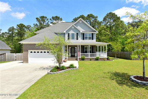 Photo of 905 Stagecoach Drive, Jacksonville, NC 28546 (MLS # 100269096)