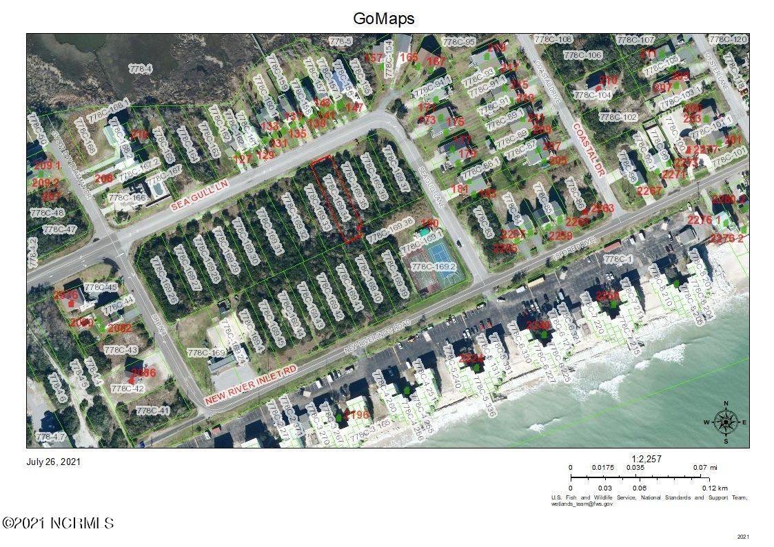 Photo for Lot 9 Sea Gull Lane, North Topsail Beach, NC 28460 (MLS # 100283096)