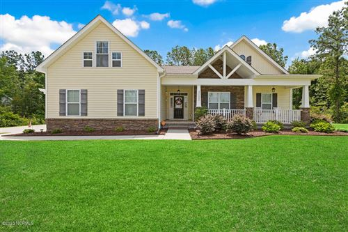 Photo of 3032 Country Club Drive, Hampstead, NC 28443 (MLS # 100225097)