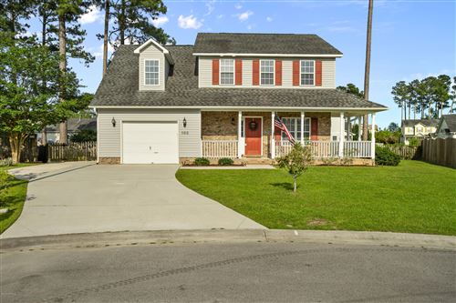 Photo of 102 Westwind Court, Jacksonville, NC 28546 (MLS # 100176098)