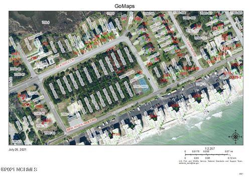 Tiny photo for Lot 10 Sea Gull Lane, North Topsail Beach, NC 28460 (MLS # 100283098)